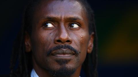 HLV Aliou Cisse noi ve tran Senegal vs Colombia