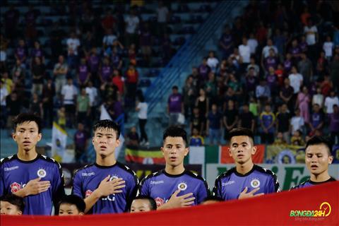 Chùm ảnh Hà Nội vs Khánh Hòa 4-0 vòng 11 V-League 2018 hình ảnh