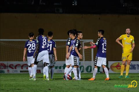 Chung cuoc, Ha Noi de bep Khanh Hoa 4-0