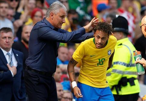 HLV Brazil nói gì về màn tái xuất ấn tượng của Neymar?