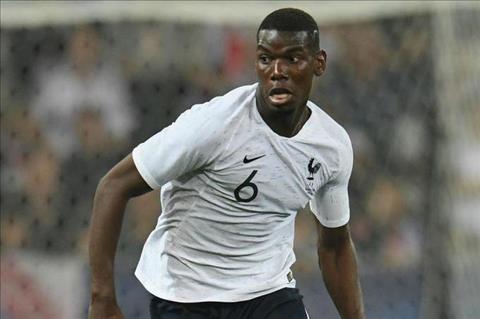 Deschamps nhắc nhở Pogba về phong độ dù vẫn dành niềm tin hình ảnh
