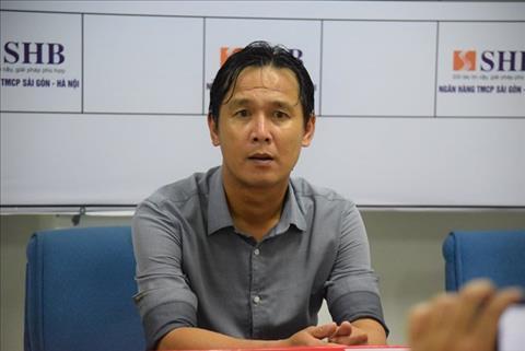 BHL SHB Đà Nẵng kêu ca chuyện trọng tài ở vòng 13 hình ảnh
