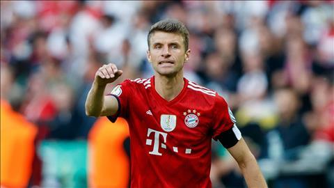Muller có thể rời Bayern ngay hè này hình ảnh