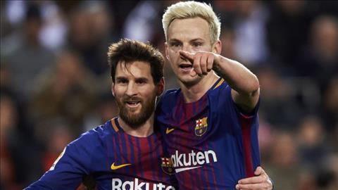 Rakitic nói về Messi trước trận Argentina vs Croatia hình ảnh