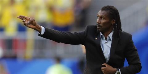 HLV Aliou Cisse cua Senegal