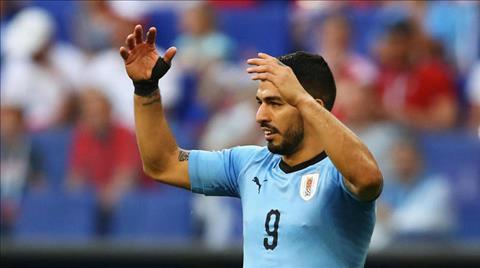 Luis Suarez phát biểu trước trận Uruguay vs Bồ Đào Nha hình ảnh