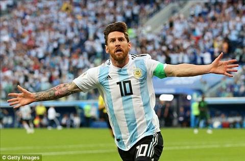 Bài dự thi WC 2018 Lionel Messi và thân phận của một con rùa hình ảnh