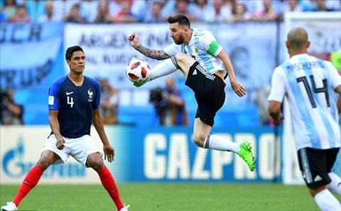 Những thống kê đáng nhớ sau trận đấu Pháp 4-3 Argentina hình ảnh