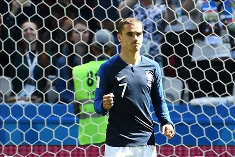 Antoine Griezmann phát biểu về trận Pháp vs Argentina hình ảnh 2