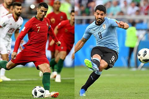 Link xem trực tiếp Bồ Đào Nha vs Uruguay vòng 18 World Cup 2018 hình ảnh