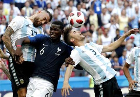 Pogba thể hiện khả năng lãnh đạo trước trận gặp Argentina