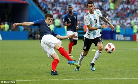 Chia sẻ sau siêu phẩm Pavard ghi bàn trận Pháp vs Argentina hình ảnh