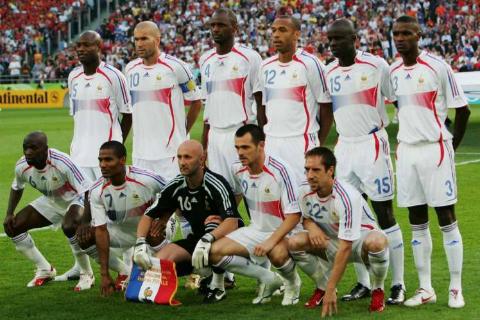 World Cup 2006 - Tuyển Pháp và cuộc hành trình lạ kỳ (P1)