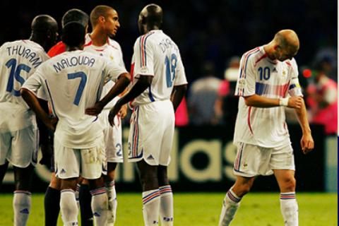 World Cup 2006 - Tuyển Pháp và cuộc hành trình lạ kỳ (P2)