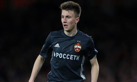 Juventus muốn mua Aleksandr Golovin hình ảnh