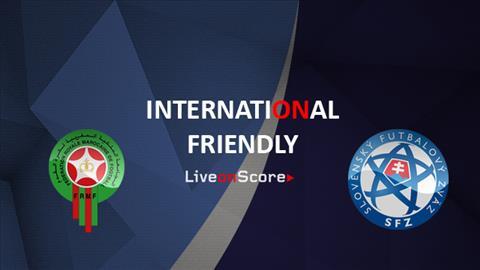 Nhận định Marốc vs Slovakia 01h00 ngày 56 Giao hữu quốc tế hình ảnh