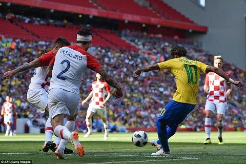 Neymar trở lại, nhưng Brazil còn lắm những nỗi lo hình ảnh 1