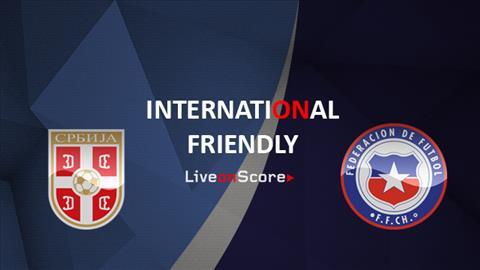 Nhận định Serbia vs Chile 01h00 ngày 56 Giao hữu quốc tế hình ảnh