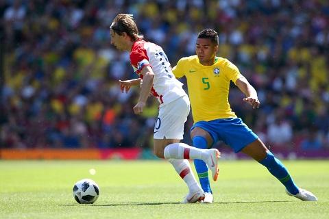 Những điểm nhấn Brazil vs Croatia giao hữu quốc tế ảnh 3