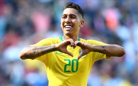 Firmino phát biểu sau trận Brazil vs Croatia hình ảnh