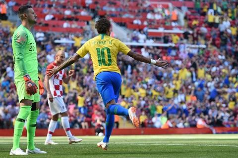 Neymar trở lại, nhưng Brazil còn lắm những nỗi lo hình ảnh 2