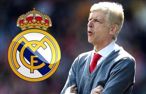 Wenger dẫn dắt Real Madrid là điều không thể vì dớp thua ở TBN hình ảnh