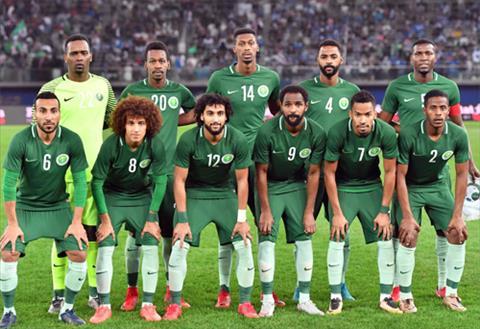 Danh sách đội tuyển Saudi Arabia cầu thủ tham dự World Cup 2018 hình ảnh