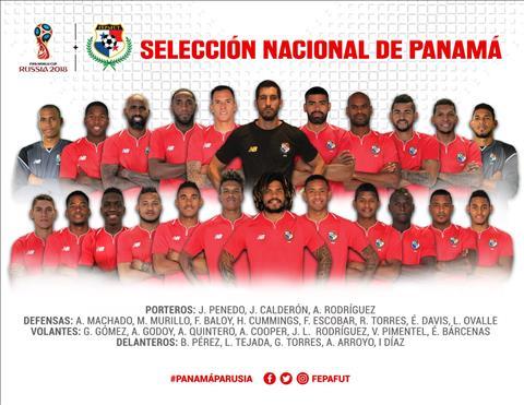 Nhận định Panama tại World Cup 2018 An phận lót đường hình ảnh