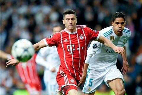 Real Madrid muốn mua Robert Lewandowski thay Karim Benzema hình ảnh