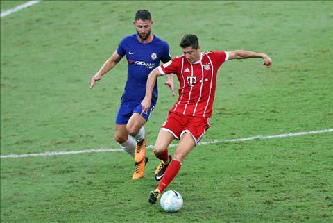 Chelsea muon co Lewandowski thay Morata