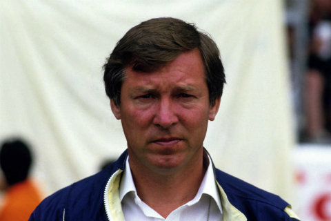 World Cup 1986 va Sir Alex: Khi ngai may say toc lan dau lo dien