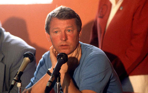 World Cup 1986 va Sir Alex: Khi ngai may say toc lan dau lo dien2