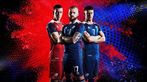DT Iceland tai World Cup 2018 la mot hien tuong thu vi.