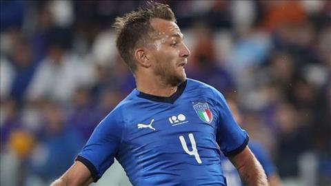 Mancini chỉ trích Criscito sau trận Italia 1-1 Hà Lan hình ảnh