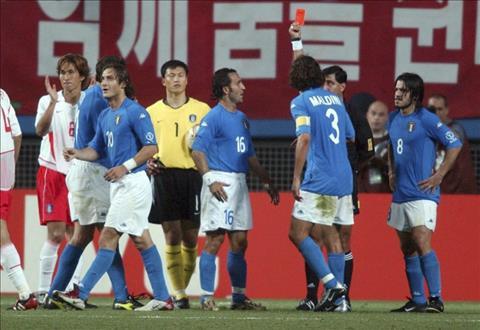 Ký ức Hàn Quốc vs Italia 2-1 trận đấu World Cup 2002 hình ảnh