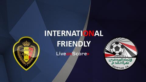 Nhận định Bỉ vs Ai Cập 01h45 ngày 76 Giao hữu quốc tế hình ảnh