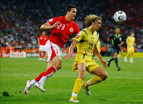 Thụy Sỹ vs Ukraine Trận đấu tẻ nhạt nhất lịch sử World Cup hình ảnh