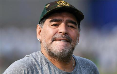 huyen thoai Diego Maradona