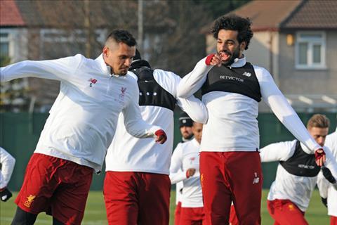 Dejan Lovren phát biểu về Mohamed Salah hình ảnh