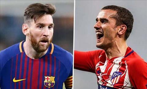 Mendieta phát biểu về Griezmann và nỗi lo là cái bóng Messi hình ảnh