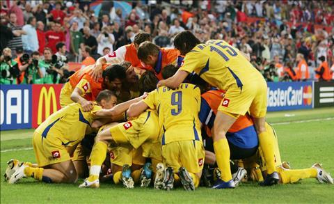 Thụy Sỹ vs Ukraine (World Cup 2006): Trận đấu tẻ nhạt nhất lịch sử