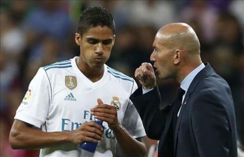 Zidane va Varane