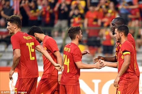 Bỉ 3-0 Ai Cập Bầy Quỷ đỏ dễ dàng hạ sát Pharaohs hình ảnh 2