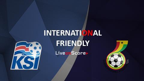 Nhận định Iceland vs Ghana 03h00 ngày 86 Giao hữu quốc tế hình ảnh
