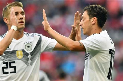 Mesut Ozil dính chấn thương có thể lỡ hẹn với World Cup 2018 hình ảnh 2