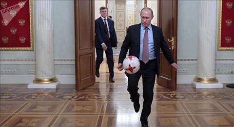 World Cup 2018 Nước cờ chính trị toan tính của Vladimir Putin hình ảnh