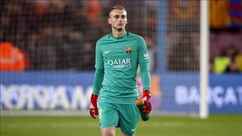 Barca bán Jasper Cillessen nếu thu về 60 triệu euro hình ảnh