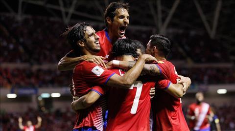 Costa Rica kho can nguoi Anh tai Wembley
