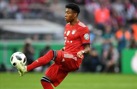 David Alaba ở lại Bayern Munich, không tới MU và Real hình ảnh