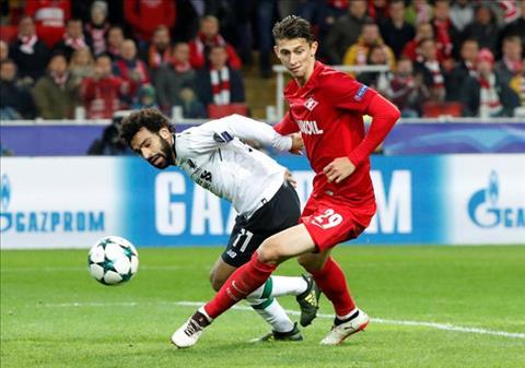 Hậu vệ Nga dọa Salah trước trận Nga vs Ai Cập World Cup 2018 hình ảnh